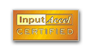 Input Accell Certified